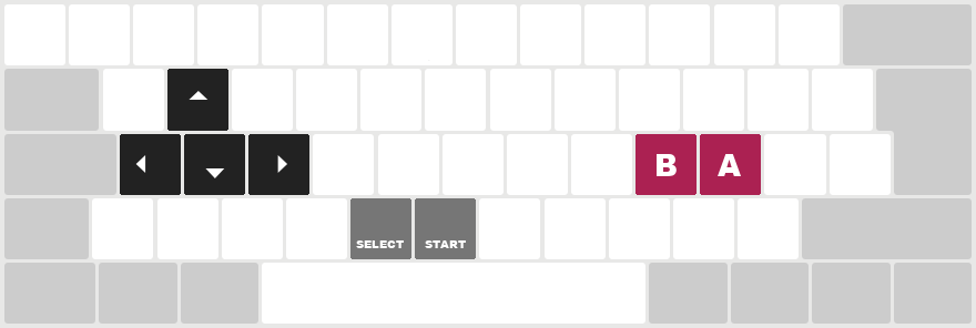 Mednafen GameBoy assignation des touches clavier