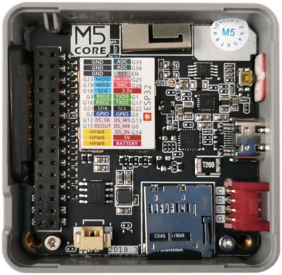 PCB du M5Stack