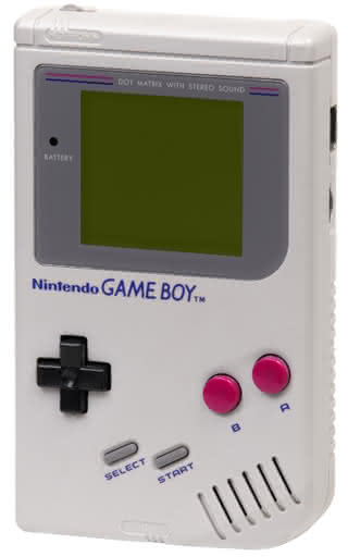 GameBoy originale (nom de code DMG)