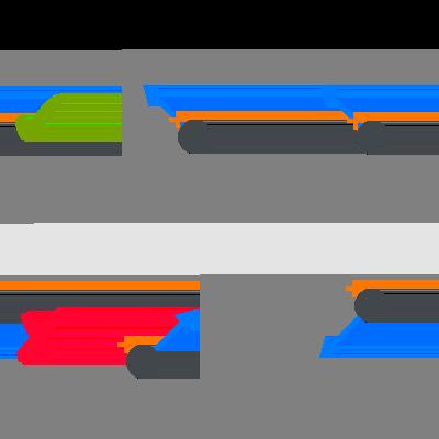 Exemples de collisions
