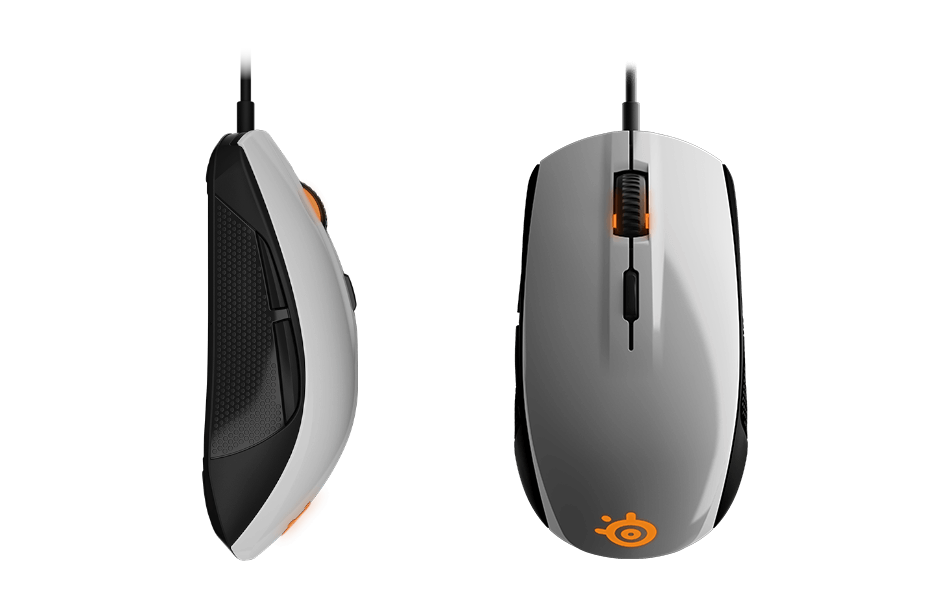 Photo souris SteelSeries Rival 100