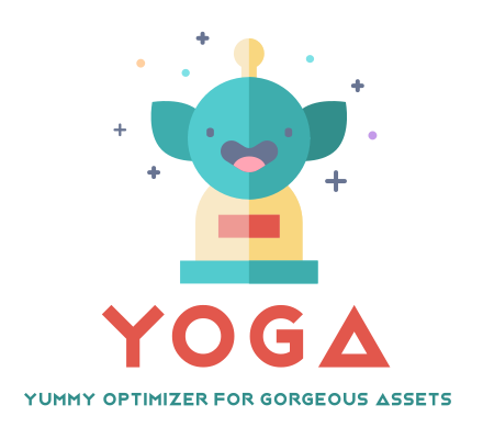 Logo de YOGA