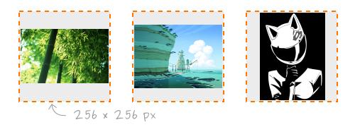 Schéma du fonctionnement du redimentionnement des images